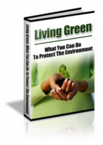Thumbnail Living Green With Private Label Rights