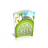 Thumbnail Living Green Tips & Tricks - With Master Resell Rights
