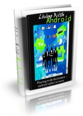 Thumbnail Living With Android - With Master Resell Rights
