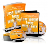 Thumbnail Lose Weight Today With Yoga - With Private Label Rights