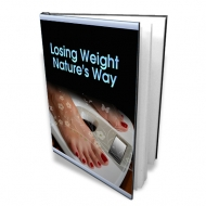Thumbnail Losing Weight Nature's Way With Master Resale Rights