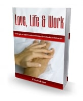 Thumbnail Love, Life & Work - With Private Label Rights