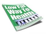 Thumbnail Low Fat Way To Health
