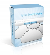 Thumbnail Lyrics Search Engine - With Resale Rights