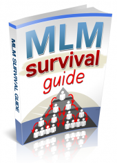 Thumbnail MLM Survival Guide - With Private Label Rights