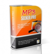Thumbnail MP3 Seeker Pro - With Master Resell Rights