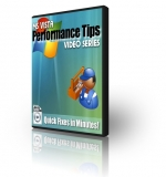 Thumbnail MS Vista Performance Tips - With Private Label Rights