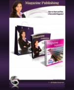 Thumbnail Magazine Publishing Minisite - With Personal Use
