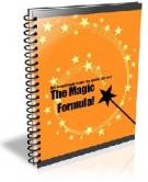 Thumbnail The Magic Formula - With Master Resell Rights