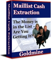 Thumbnail Maillist Cash Extraction - With Private Label Rights