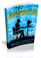 Thumbnail Make Money Online Positive Action Plan - With Master Resale Rights