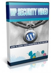 Thumbnail How To Make Your WordPress Blog Secure - With Private Label Rights