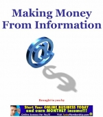 Thumbnail Making Money From Information - With Giveaway Rights