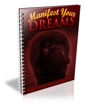 Thumbnail Manifest Your Dreams - With Private Label Rights