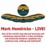 Thumbnail Mark Hendricks - LIVE! - With Resale Rights