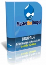 Thumbnail Master The Drupal : 12 Advanced Videos - With Resale Rights