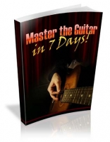 Thumbnail Master the Guitar in 7 Days! - With Private Label Rights