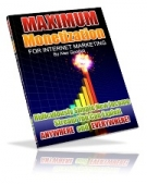 Thumbnail Maximum Monetization For Internet Marketing - With Giveaway Rights