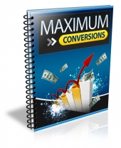 Thumbnail Maximum Conversions - With Resale Rights