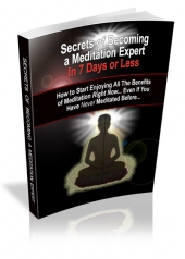 Thumbnail Secrets of Becoming a Meditation Expert With