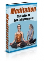 Thumbnail Meditation - The Guide To Self Enlightenment - With Private Label Rights