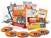 Thumbnail Mega Money Emails - With Master Resale Rights