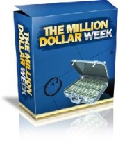 Thumbnail The Million Dollar Week - With Resale Rights