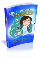 Thumbnail Mind Mastery Techniques - With Master Resale Rights