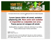 Thumbnail PLR Minisite Template - With Private Label Rights