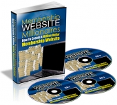 Thumbnail Membership Website Millionaires Audio - With Private Label Rights