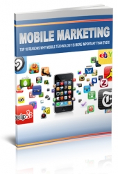 Thumbnail Mobile Marketing Technology - With Personal Use Rights