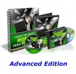 Thumbnail How To Make Money From Traffic - Advanced Edition - With Master Resale Rights