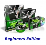 Thumbnail How To Make Money From Traffic - Beginners Edition - With Master Resale Rights