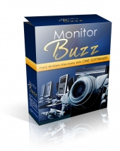 Thumbnail Monitor Buzz - With Master Resale Rights