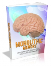 Thumbnail Monolithic Memory - With Master Resale Rights