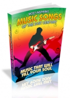 Thumbnail Most Inspiring Music Songs Of The 21st Century - With Master Resale Rights