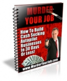Thumbnail Murder Your Job - With Giveaway Rights