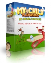 Thumbnail My Child Playground - With Master Resale Rights