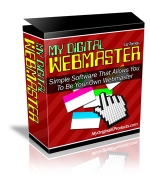 Thumbnail My Digital Webmaster - With Master Resale Rights