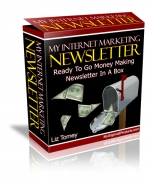 Thumbnail My Internet Marketing Newsletter - With Master Resale Rights