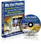 Thumbnail My List Profits : With Audio Guide - With Master Resell Rights