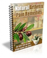 Thumbnail Natural Arthritis Pain Remedies - With Master Resale Rights