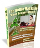 Thumbnail The Nettle Magazine : Home Business Journal - With Giveaway Rights