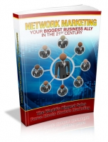 Thumbnail Network Marketing Your Biggest Business Ally In The 21st Century - With Master Resale Rights
