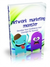 Thumbnail Network Marketing Monster - With Master Resell Rights