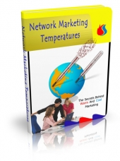 Thumbnail Network Marketing Temperatures - With Master Resell Rights