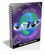 Thumbnail New New Media World - With Master Resale Rights