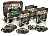 Thumbnail Newbies University - With Master Resell Rights