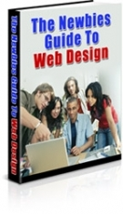 Thumbnail The Newbies Guide To Web Design - With Master Resell Rights