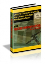 Thumbnail The Niche Dominator - With Master Resale Rights